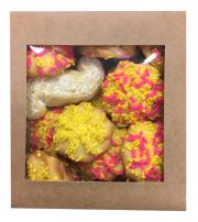 Spring Easter Cookie Gift Box