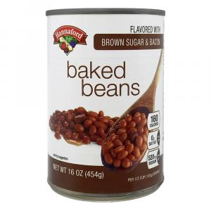 Hannaford Brown Sugar & Bacon Baked Beans