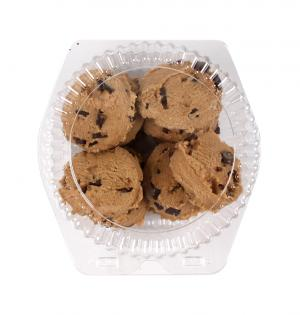 Take & Bake Candy Cookies