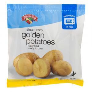 Hannaford Steam Easy Golden Potatoes