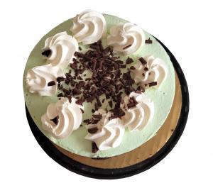 "Hannaford 7"" Mint Chocolate Mousse"