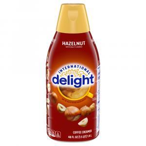 International Delight Hazelnut Gourmet Coffee Creamer
