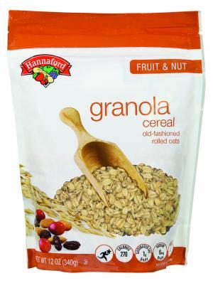Hannaford Fruit and Granola