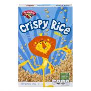 Hannaford Crispy Rice Cereal