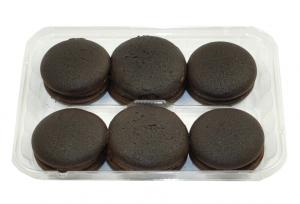 Labree's Jr. Double Chocolate Whoopie Pies