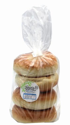Nature's Promise Plain Bagels