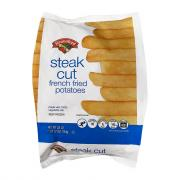 Hannaford Steak Cut French Fries