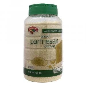 Hannaford Grated Parmesan Cheese