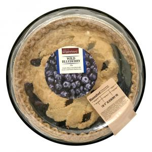 "Taste of Inspirations 9"" Bluberry Pie"