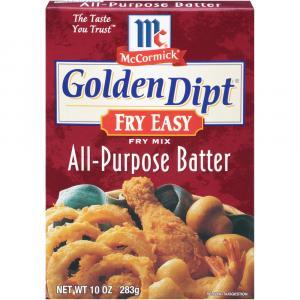 Mccormick Golden Dipt Fry Easy All-purpose Batter