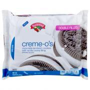Hannaford Creme-O's Double Creme Cookies