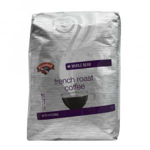 Hannaford Premium French Roast Whole Bean Bagged Coffee
