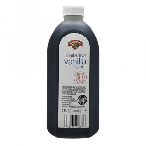 Hannaford Imitation Vanilla Extract