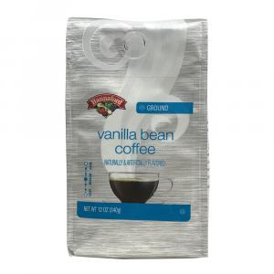 Hannaford Vanilla Bean Bagged Coffee