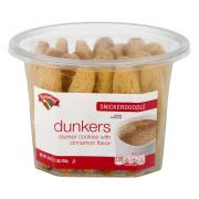 Hannaford Snickerdoodle Dunkers
