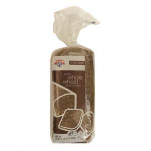 Hannaford 100% Whole Wheat Bread