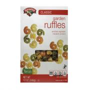 Hannaford Tri Color Ruffles