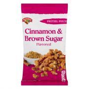 Hannaford Cinnamon & Brown Sugar Pretzel Pieces