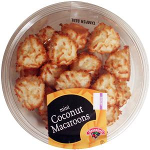 Hannaford Mini Macaroons