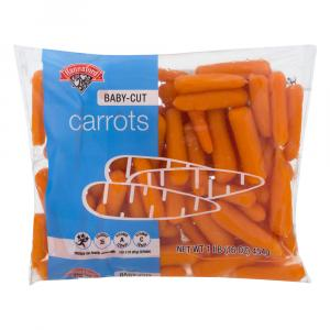Hannaford Peeled Carrots