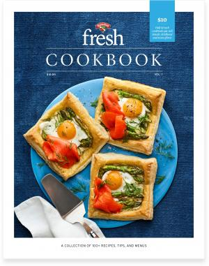 Hannaford Fresh Cookbook