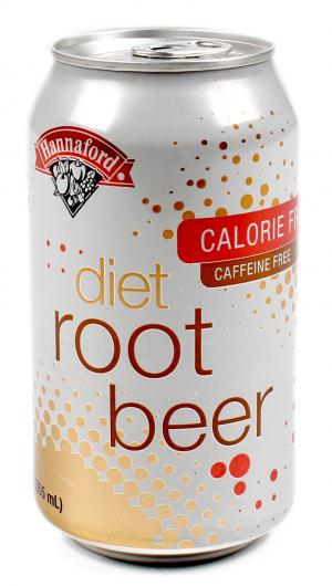 Hannaford Diet Root Beer