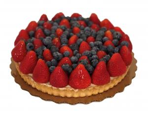 Ultimate Berry Tart