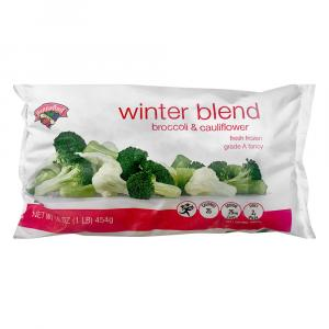 Hannaford Winter Vegetable Mix
