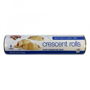 Hannaford Butter Flakes Crescent Roll