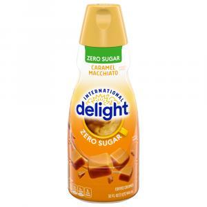International Delight Zero Sugar Caramel Macchiato