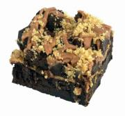 Caramel Brownie Square