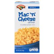 Hannaford Spirals Macaroni & Cheese Dinner