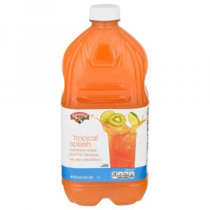 Hannaford Tropical Juice Blend