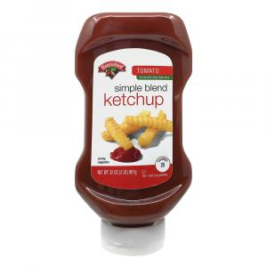 Hannaford Simple Blend Ketchup