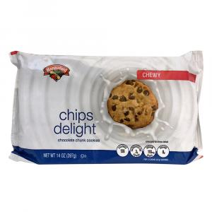 Hannaford Chewy Chips Delight Cookies