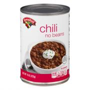 Hannaford Chili No Beans