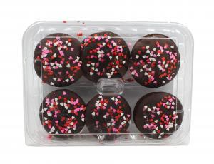 Valentine Day Jr. Whoopie Pies