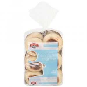Hannaford Plain English Muffins