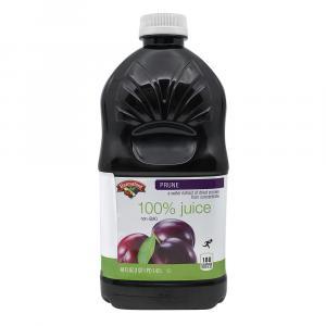 Hannaford 100% Prune Juice