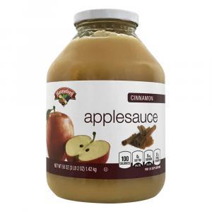 Hannaford Cinnamon Applesauce