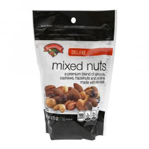 Hannaford Deluxe Mixed Nuts