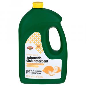 Hannaford Lemon Automatic Dishwashing Gel