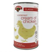 Hannaford Family Size Cream of Chicken Soup