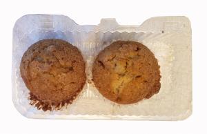 Hannaford Apple Spice Muffins