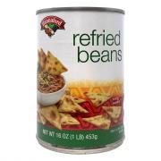 Hannaford Refried Beans