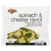 Hannaford Spinach & Cheese Ravioli