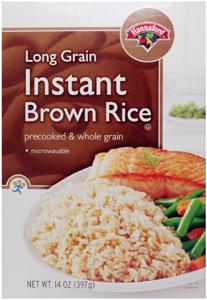 Hannaford Instant Brown Rice