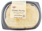 White Meat Chicken Pot Pie
