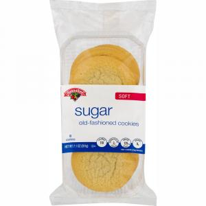 Hannaford Soft Sugar Cookies