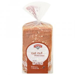 Hannaford Whole Grain Oatnut Bread